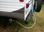Hook up rv to septic