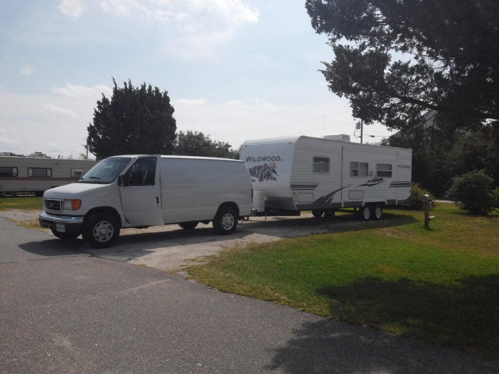 Our First Camper Trip