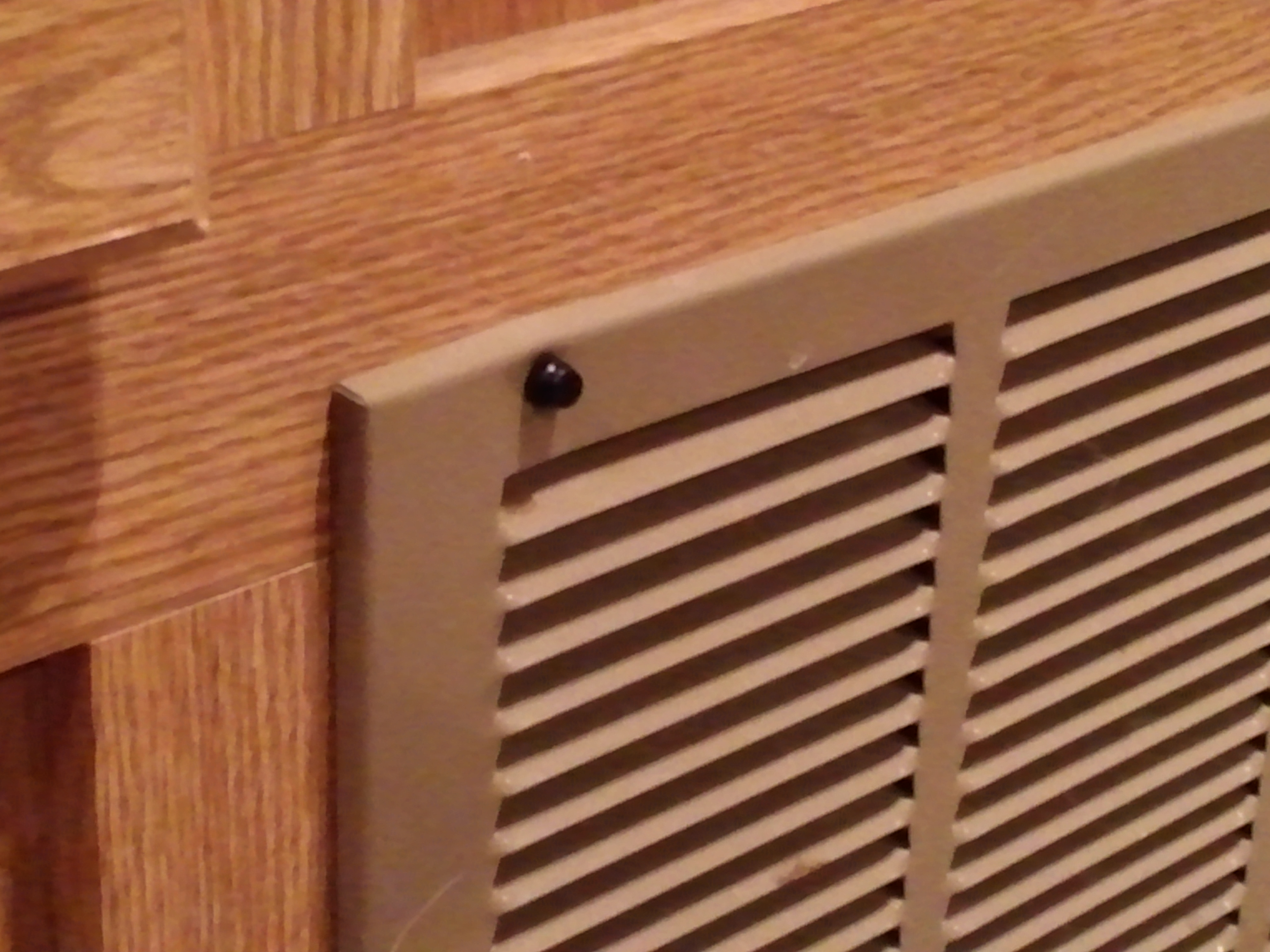 Jew Detector: Adding Thumb Screws To Our Camper Vent Covers