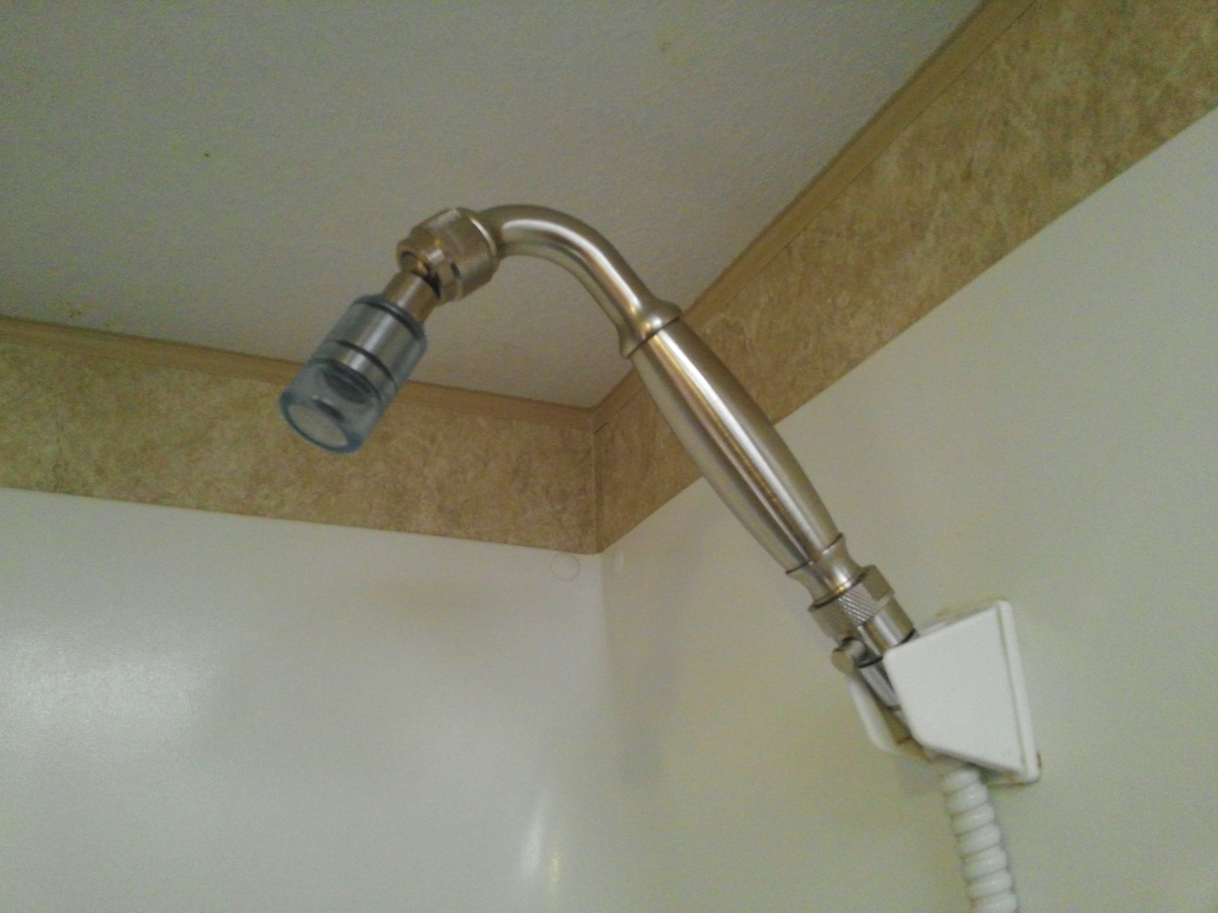 Two In One Shower Head Reviews