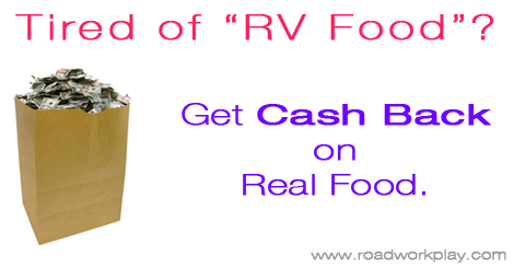 How To Save Money On Groceries While Living Full Time In An RV (No Coupon Clipping Necessary)
