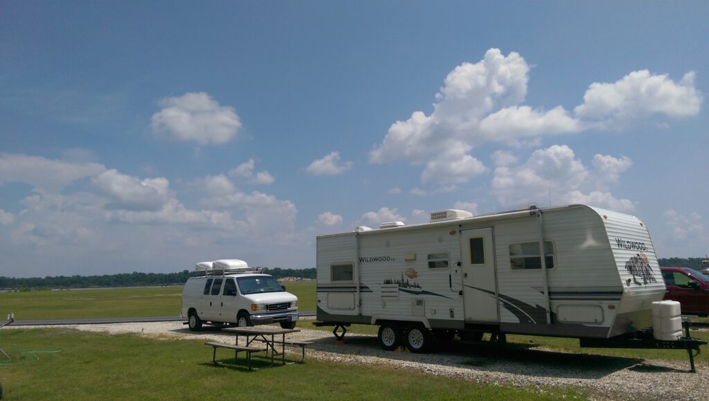 Our Stay at Tom Sawyer's RV Park