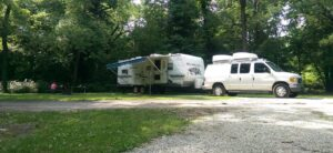 Our Spot at Horseshoe Lake State Park