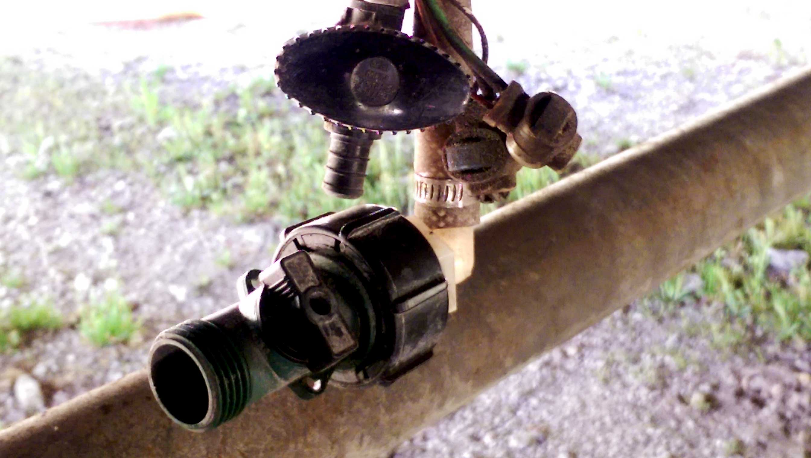 Stop The Water Loss Adding A Shut Off Valve To Your Rv