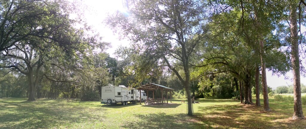 Cumpressco Campground - Green Swamp West Tract, Dade City, Florida