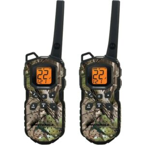 Motorola WATERPROOF 35-Mile FRS/GMRS Two Way Radios