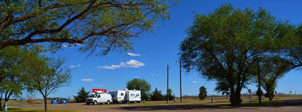 Levelland, Texas Free RV Parking