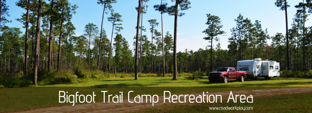 Bigfoot Trail Camp Recreation Area, Perkinston, Mississippi
